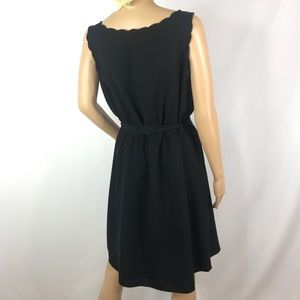 LOFT Dresses - * CLEARANCE* Ann Taylor LOFT Black Cutout Dress